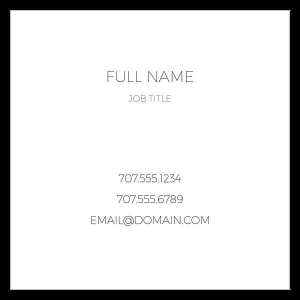 Center  Two back - Ultra Business Cards Maker