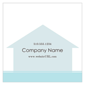 Home Again Real Estate - ultra-business-cards Maker
