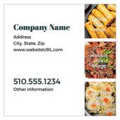 Whats Cookin? - ultra-business-cards Maker