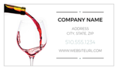 Let The Wine Flow - ultra-business-cards Maker