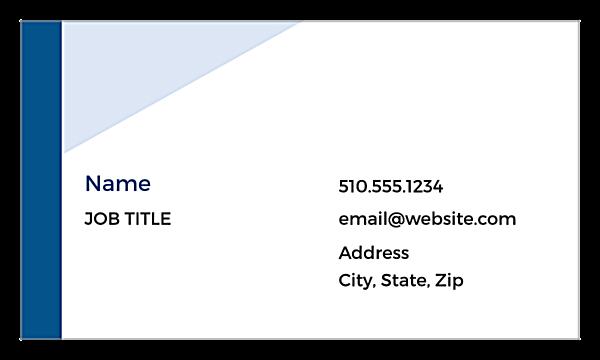Showcase Estate back - Ultra Business Cards Maker