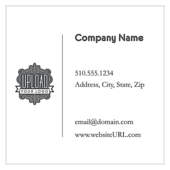 Soft Blue Retail - ultra-business-cards Maker