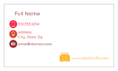 Colorful ISO - ultra-business-cards Maker