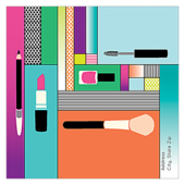 Pop Makeup - ultra-business-cards Maker