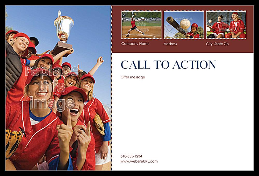 Team Spirit back - Ultra Postcards Maker