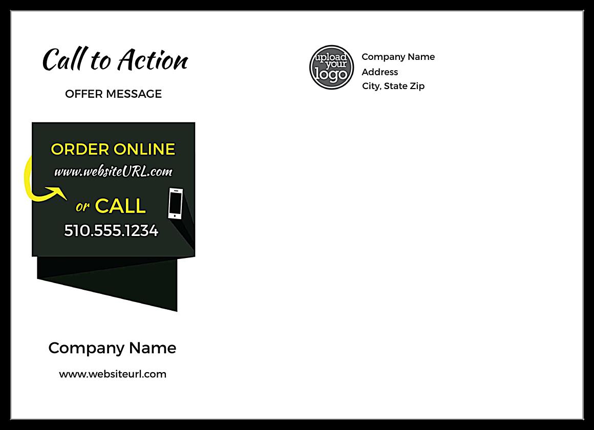 Online Order Up back - Ultra Postcards Maker