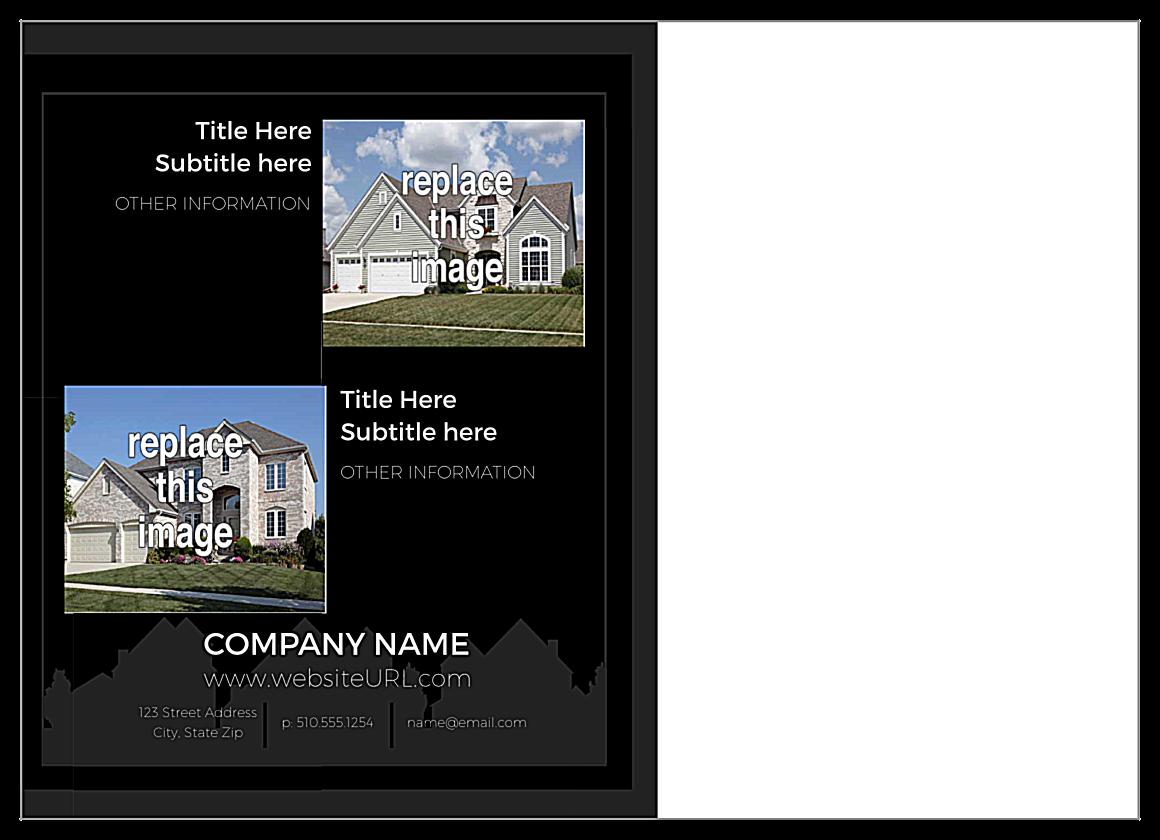 Homes Made Simple back - Ultra Postcards Maker