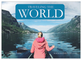 Travel The world - ultra-postcards Maker